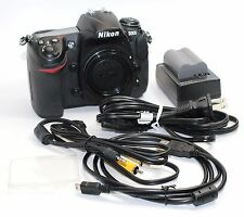 Nikon D300 DX 12.3MP Digital SLR Camera (Body Only) - ACCEPTABLE CONDITION