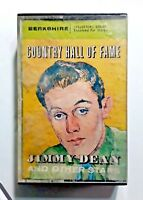 Jimmy Dean Country Hall Of Fame and Others vintage cassette Berkshire