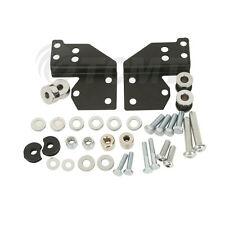 Front Detachable Docking Hardware Kit For Harley Touring Road King Street Glide