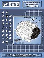 ATSG Tech Manual AW 55-50/51SN / AF23/33-5 / RE5F22A   Aisin Warner