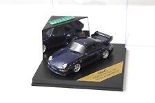 1:43 Vitesse Porsche 911 (993) GT iris blue NEW bei PREMIUM-MODELCARS