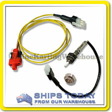 GO KART ALFANO LAMBDA SENSOR FOR ALFANO TUNE LIGHTS WITH EXTENSION CABLE KIT