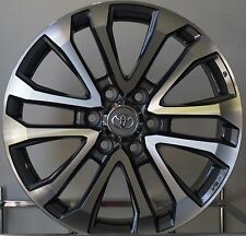 "20"" Toyota FJ Cruiser Tacoma 4Runner Rims Platinum Machined Pre Runner Wheels"