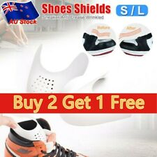2 Pair Genuine Sneaker Shield Anti Crease Shoe Trainer Protector Doctor Crease