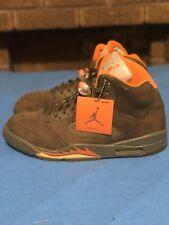 "Air Jordan Retro 5 V ""Olive"" UNDFTD Size 13 2006"