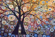 Malen nach Zahlen für Erwachsene DIY Gemälde durch Zahlen Painting by Number Kit