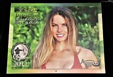LIMITED! Martin Archery 2011 Calendar 60th Anniversary Special LAURA FRANCESE