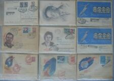 S1965) Space Ca 950 Documents IN 9 Albums 50er Years - 2000 Many FDC Incl China