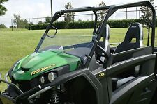John Deere Gator XUV 550 590i & RSX 850i Half Windshield HUGE SALE