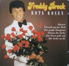 FREDDY BRECK - ROTE ROSEN - CD