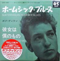 BOB DYLAN-SUBTERRANEAN HOMESICK BLUES / SHE...-JAPAN 7INCH VINYL Ltd/Ed C94