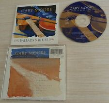 CD ALBUM BEST OF BALLADS & BLUES 1982 1994 GARY MOORE 14 TITRES 1994