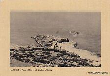 # LEUCA: PUNTA MELIS - IL TALLONE D'ITALIA