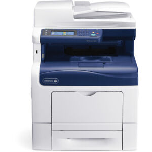 Xerox 6605dn All-in-One Laser Printer w/ Set 4x Toner (4 in use and 2 New)