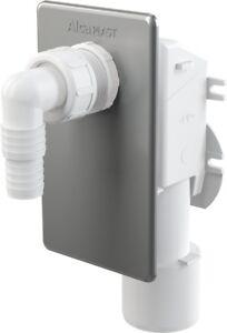 AlcaPlast APS3 Unterputz Geräte Siphon Sifon Abwasser Waschgeräte Waschmaschine