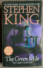 The Green Mile: The Complete Serial Novel by King, Stephen Paperback Very Good
