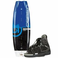 New listing O'Brien System Wakeboard Package w/ Clutch 2-5 Boot Bindings For Kids (Damaged)