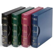 Lighthouse Classic 13 Ring Binder & Slipcase in Black Green Red Blue
