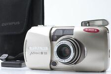 [Mint] Olympus MJU III 120 35mm Point & Shoot Film Camera w/Case Near Mint Japan