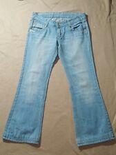 Leegoo Women Bootcut Jeans Size 34x28 (A204)