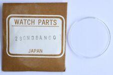 Seiko 317N02AN Vetro Crystal Glass Uhrenglas Verre Original 3702-0010 6102-0010