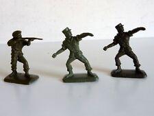 BONUX 3 PETITS SOLDATS 2 LEGION ETRANGERE 1 PARA - 4,5CM