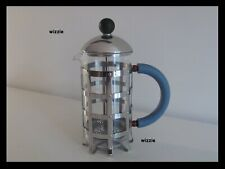 ALESSI : 3 Cup Press Filter Coffee Maker MGPF3 / Michael Graves