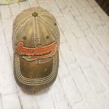 Americana NYC 2001 Original Vtg Ball Cap 100% Cotton Distressed Kbethos