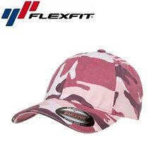 Camouflage Hüte und Mützen Flexfit