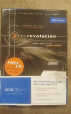 Revolution: The Bible for Teen Guys Young Adult Men NIV  Black Italian Duo Tone