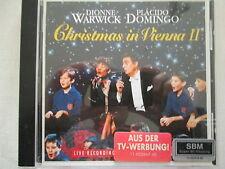 Christmas in Vienna II - Warwick, Domingo, Sutej, Mozart-Sängerknaben - CD