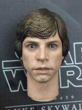 Hot toys Star Wars Luke Skywalker MMS429 Return Of The Jedi - Head Sculpt