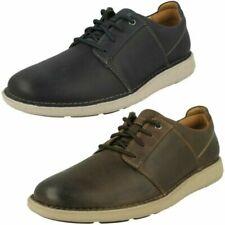 Mens Clarks Lace Up Casual Shoes Un Larvik Lace