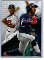 Ozzie Albies 2019 Topps Gold Label Class One 5x7 #6 /49 Braves