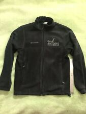 Dave Matthews Band DMB 2012 Tour Columbia Fleece Jacket Size Small S Men's