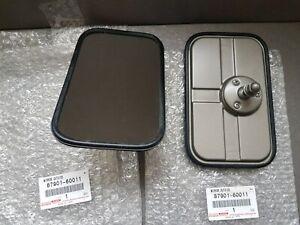 2x Genuine Toyota Land Cruiser FJ40 Rear View mirror 8790160011