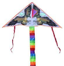 Kid's Coloring Eagle Kite Diy Water Painting Teaching Children Fly String K52