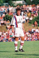 Lothar Matthäus Bayern München 1996-97 seltenes Foto+3