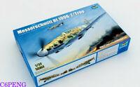 Trumpeter 02295 1/32 Messershumitt Bf109G-2/Trop hot