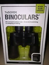 New Protocol Binocular'S 7 X 50 Mm Include'S Travel Bag And Neck Strap