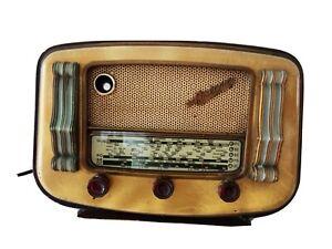 "Radio vintage années 50 Oceanic ""mouette"""