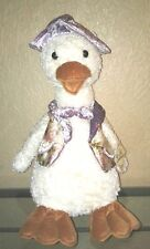 NWT Vtg Soft Expressions Main Joy 2 Ft Plush MOTHER GOOSE Stuffed Animal Toy