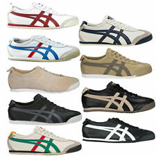 Onitsuka Tiger Mexico 66 Men's Trainer Asics Leder Trainers Low Shoes New