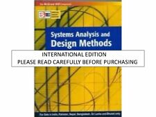 Systems Analysis and Design Methods by Jeffrey L. Whitten and Lonnie D. Bentl...