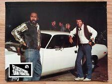 VANISHING POINT 1971 - Mopar Dodge Challenger R/T - scarce German lobby card #1