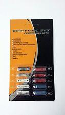 100x  KFZ Rundsicherung Set Sicherung Autosicherung Rund-Sicherung