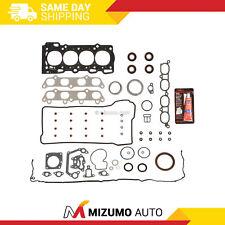 Full Gasket Set Fit 00-06 Toyota Celica Gts Matrix Corolla Vvtl-i 2Zzge