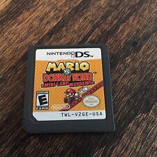 Mario vs. Donkey Kong: Mini-Land Mayhem (Nintendo DS, 2010) Cart Only L@@K