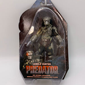 "Jungle Predator Action Figure Doll Toy 25th Anniversary 8"""