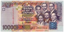 **   GHANA     10000  cedis   2003   p-35b    UNC   **